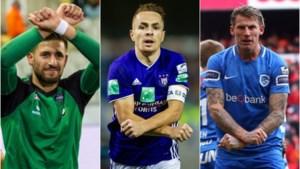 """Voetballers steunen Mogi Bayat met handboeigebaar na doelpunt: """"Hij is een correcte mens"""""""