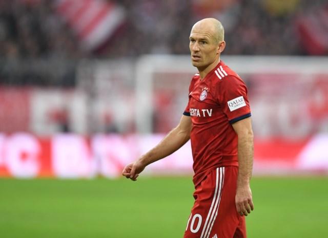 Bayern München mist Robben in Champions League-duel tegen AEK Athene