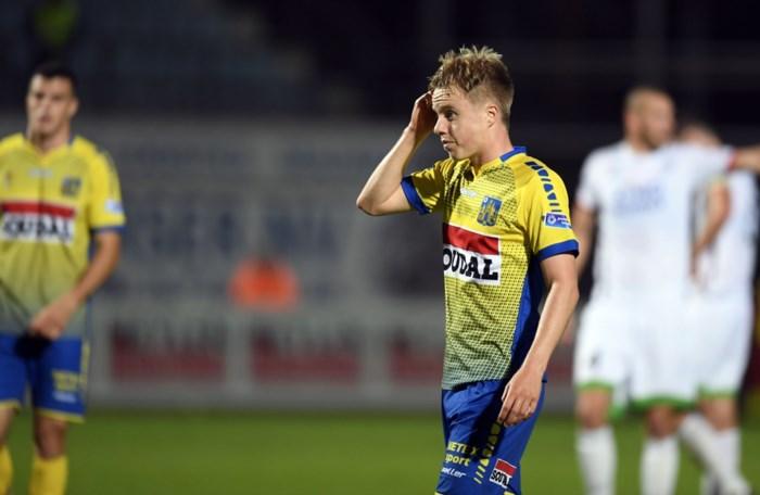 """Jarige De Schryver (22) kan basisplaats bij Westerlo niet verzilveren met goede prestatie: """"Verjaardag in mineur"""""""