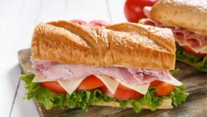 Denk nog eens na over dat smoske 's middags: broodjes slechter voor de lijn dan Big Mac
