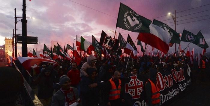 "Poolse hoofdstad verbiedt onafhankelijkheidsmars: ""Genoeg geleden onder agressief nationalisme"""