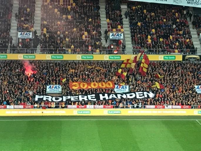 Geen 3-0, geen probleem: KV Mechelen wint van Union en pakt periodetitel