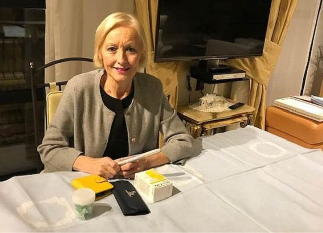 Burgemeester Vera Celis praat op Werelddiabetes-dag openhartig over aandoening die haar jaar geleden trof