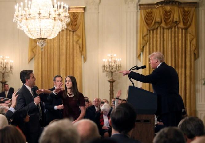 Ook het Trump-gezinde Fox News sluit zich aan bij procedure van CNN tegen Witte Huis, maar dat is niet onder de indruk