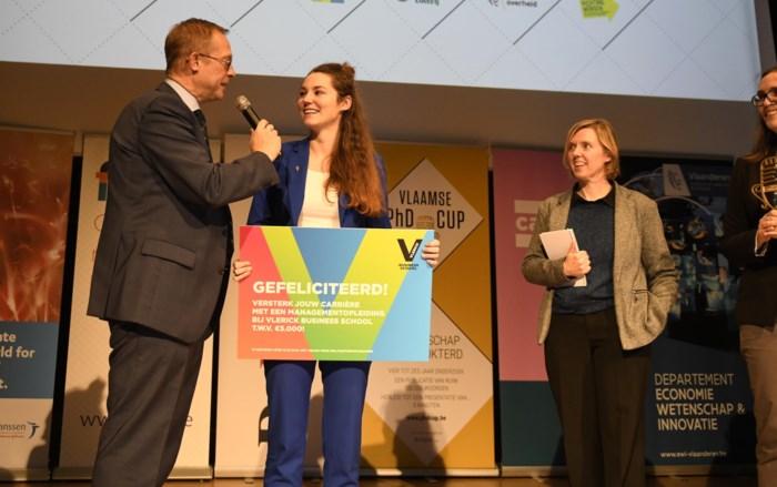 Hersenwetenschapper wint prestigieuze PhD Cup