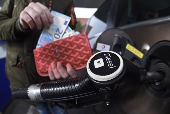 Diesel nergens zo duur als in België