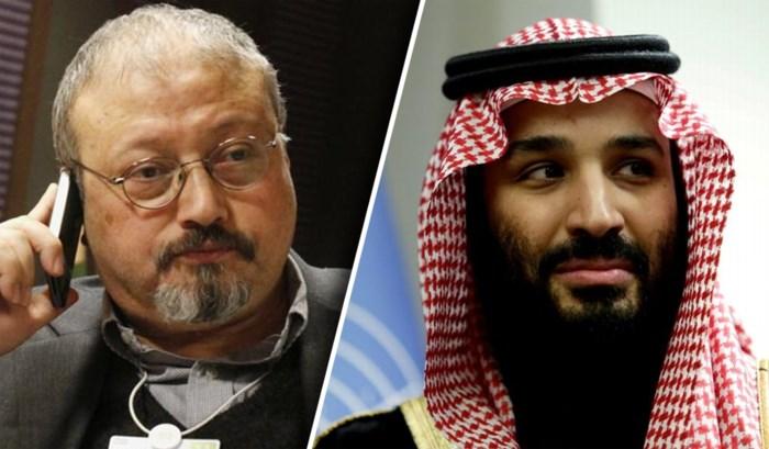 """CIA: """"Saudische kroonprins Mohammed bin Salman is de opdrachtgever van moord op Jamal Khashoggi"""""""