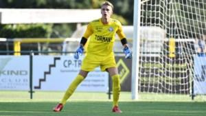 """Ondanks drie tegengoals toont Geel-doelman Dautzenberg zich goed sluitstuk: """"Afwerking niet op punt"""""""