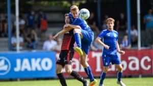 """Rupel Boom genekt door twee strafschoppen: """"Nog niet veel geluk gehad met arbitrage"""""""