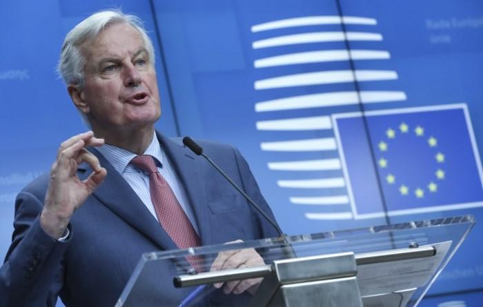 Europese ministers geven fiat voor ontwerpakkoord Brexit
