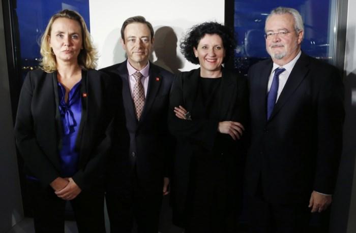 Christendemocraten besturen voor het eerst in tachtig jaar niet mee in Antwerpen