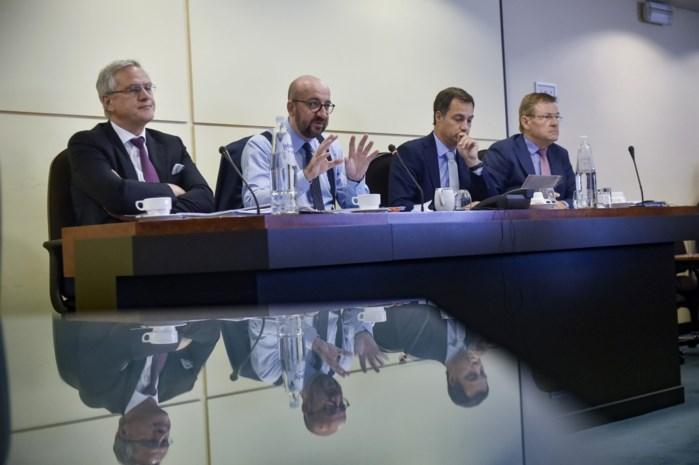 België op vingers getikt omdat het begrotingstekort niet snel genoeg afgebouwd wordt