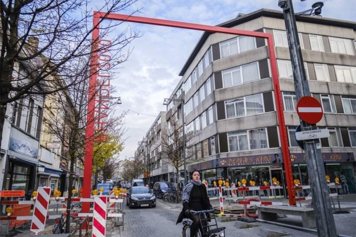 Nieuwe toegangspoorten Handelstraat krijgen Arabische motieven