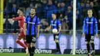 Club Brugge krijgt in eigen huis uppercut van Zulte Waregem en kan zondag vierde staan
