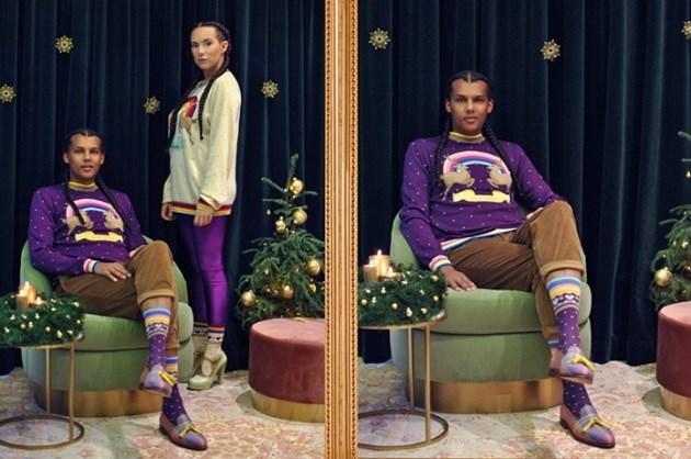 Modelabel van Stromae pakt uit met 'lelijke' kersttrui