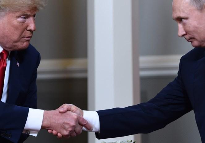 Amerikaanse president Trump zegt ontmoeting met Russische collega Poetin abrupt af