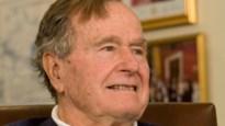 Oud-president George H. W. Bush (94) overleden