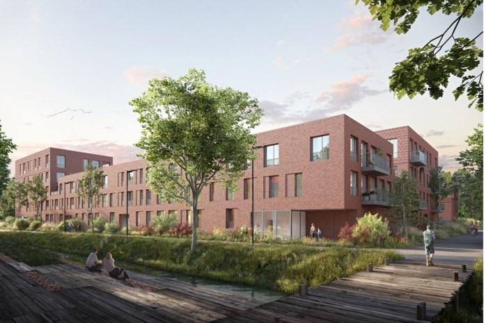 Project op Agfa-site moet duurzaamste woonwijk van Antwerpen worden