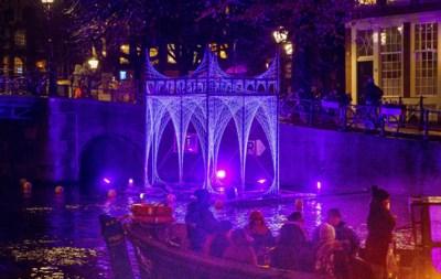 Kempenaar bezorgt Amsterdam eigen lichtpoort tijdens festival