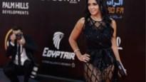 PORTRET. Rania Youssef: de Egyptische actrice die vijf jaar cel riskeert vanwege een doorkijkjurk