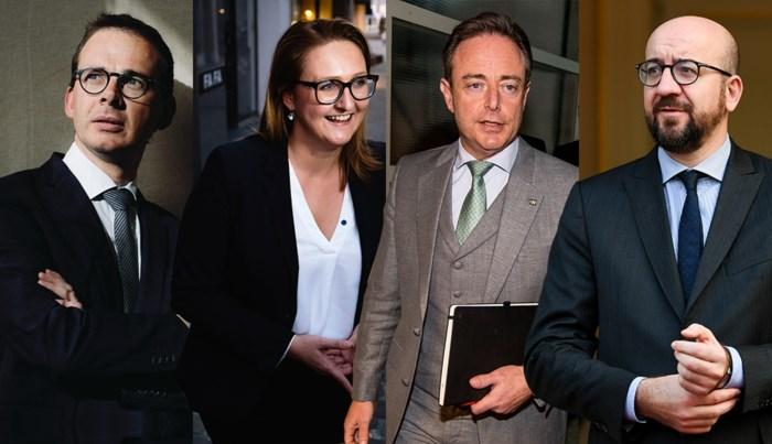 Welke partij wint bij val van regering en wie verliest?
