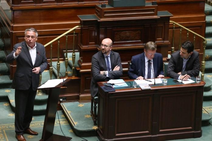 Premier Michel verdaagt kernkabinet in volle crisissfeer, Patrick Dewael zet deur naar wisselmeerderheid open