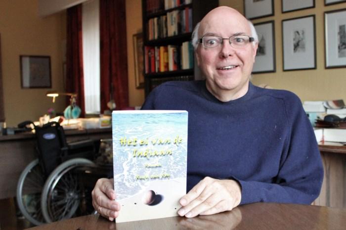 """Auteur Rudy Van Roy (65) levert eerste roman af: """"Heel wat voorvallen zijn voor velen herkenbaar"""""""