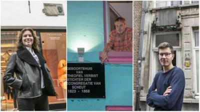 Achter beroemde gevels: zij wonen in de huizen van ooit bekende Antwerpenaars