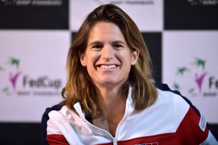 Amélie Mauresmo wordt geen teamkapitein Davis Cup en gaat Lucas Pouille trainen