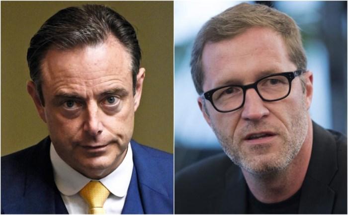 """De Wever na cordon sanitaire-uitspraak van Magnette: """"Logisch dat PS aan macht wil komen door ons uit te sluiten"""""""