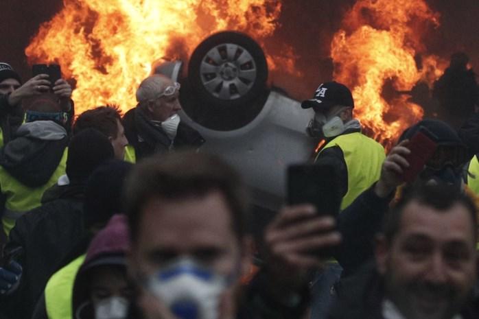 Frankrijk paraat voor nieuw protest: pantservoertuigen tegen petanqueballen