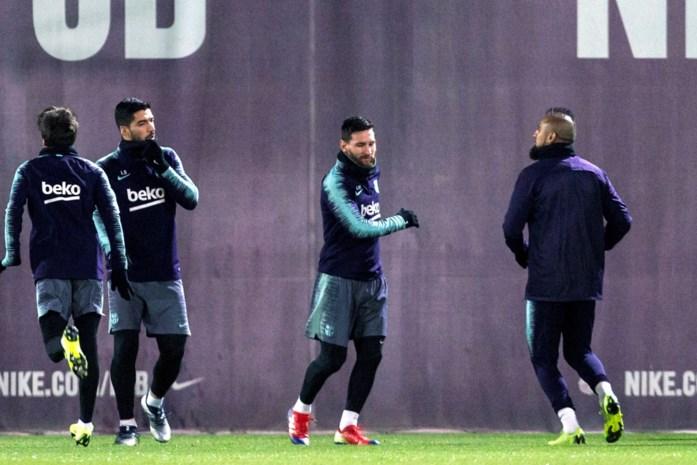 Luis Suarez keert terug bij FC Barcelona, ook Thomas Vermaelen zit in de kern