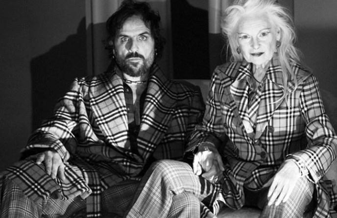 Dit krijg je als Burberry en Vivienne Westwood samen een collectie ontwerpen