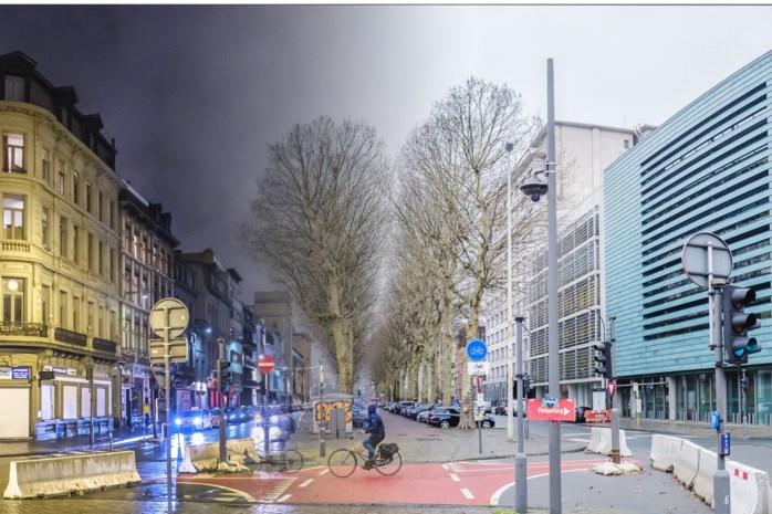 """BUURTREPORTAGE. Brouwersvliet heeft twee gezichten: """"Alles verandert hier wanneer de kantoren sluiten en het donker wordt"""""""