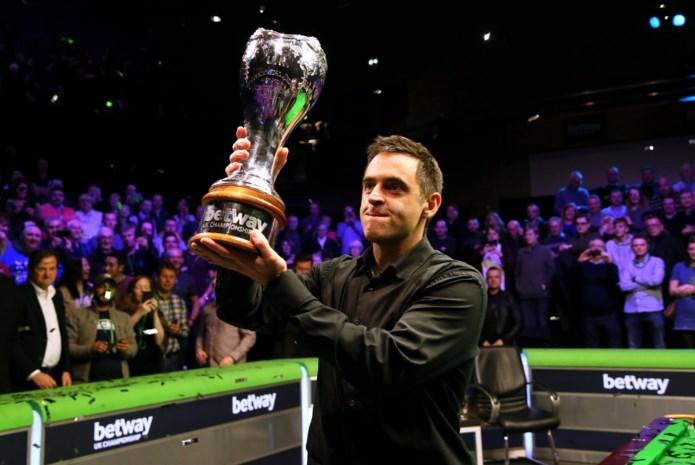 O'Sullivan verovert zevende UK Championship-titel
