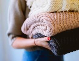 Met deze tips blijft je wollen trui langer mooi