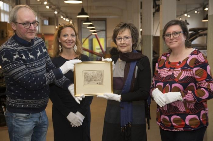 """Kunst van James Ensor krijgt plaats in Speelkaartenmuseum: """"Een ets van Ensor is onbetaalbaar voor ons"""""""