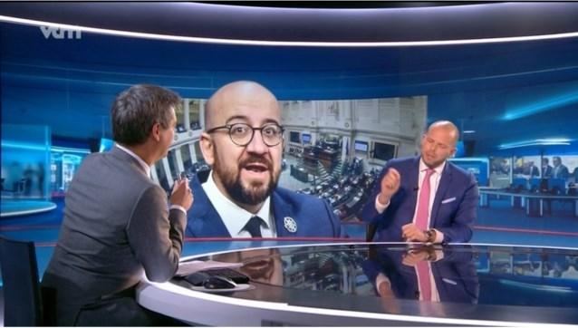 """VTM Nieuws biedt excuses aan na verhitte discussie met Theo Francken: """"U haalt alles door elkaar"""""""