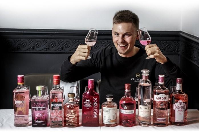 GETEST. Pink gin is hip, maar welke is de beste?