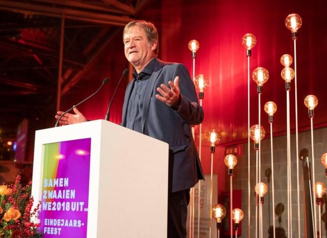 """Lifetime Achievement Award voor Wouter Torfs: """"Ik vind mezelf geen topondernemer, maar werk wel in een toponderneming"""""""