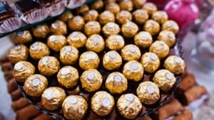 Mooi maar milieuonvriendelijk: de verpakking van Ferrero-pralines