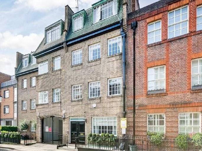 Huis te koop waarin Kate en Pippa Middleton ooit samenwoonden
