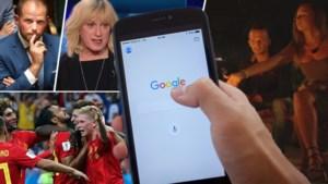 Van 'Temptation' tot Francken: Tom Helsen vertelt al zingend de populairste onderwerpen op Google in 2018