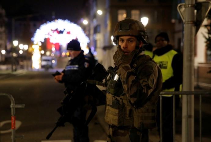 """Dader schietpartij Straatsburg """"was al bekend als gevaar voor staatsveiligheid"""""""