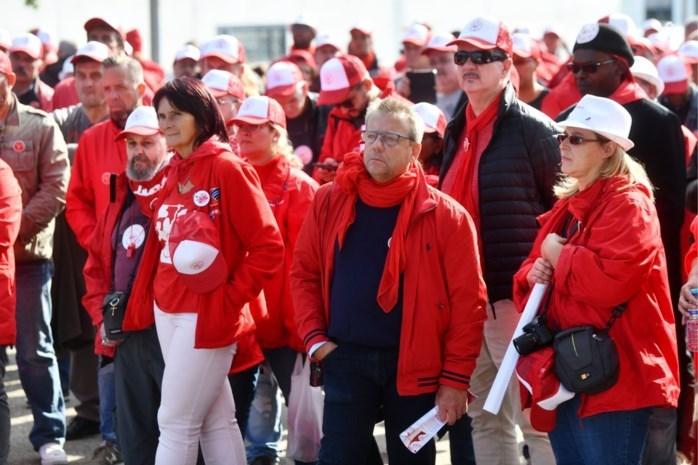 Socialistische vakbond trekt naar rechtbank tegen bedrijf dat interims wil inzetten tegen staking in Antwerpen