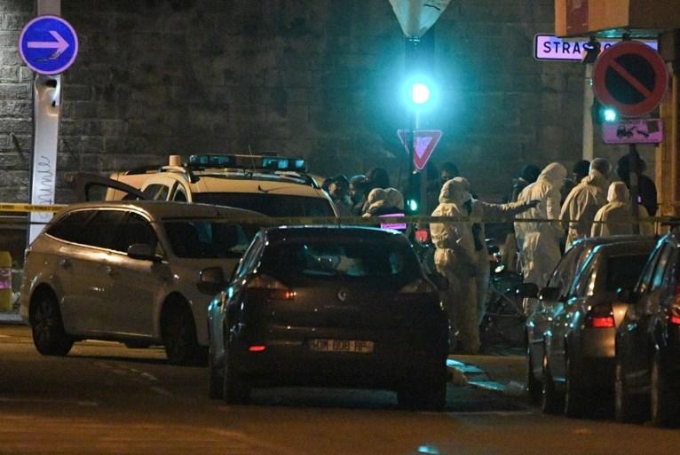 Nieuwe beelden tonen moment net nadat terrorist Straatsburg werd doodgeschoten