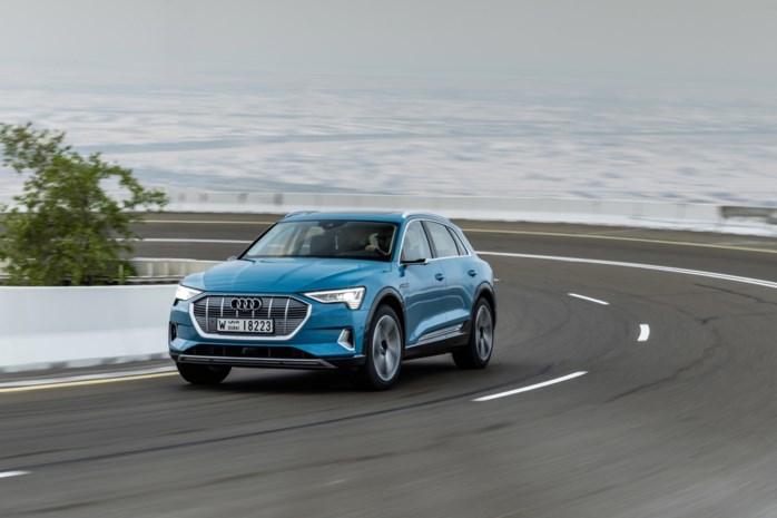 Eerste elektrische Audi probeert vooral een gewone Audi te zijn