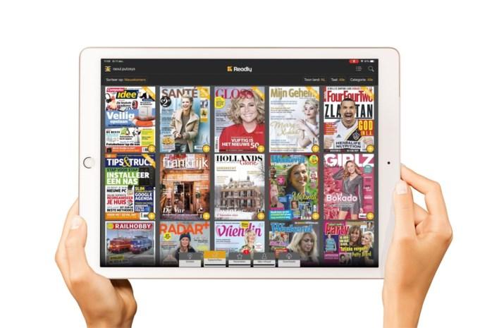 Onbeperkt lezen met Readly: de Netflix voor magazines