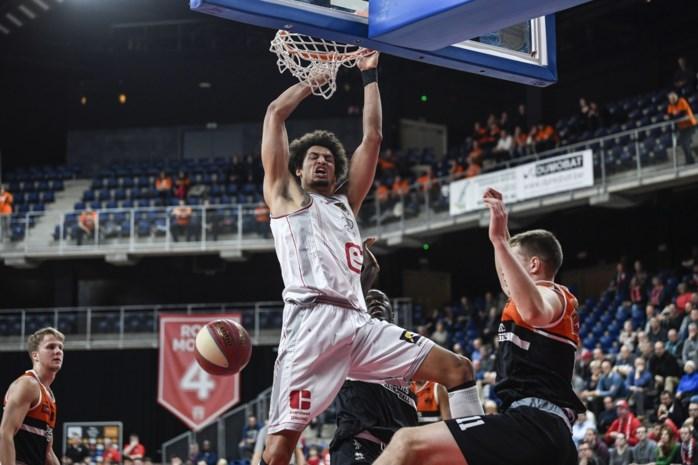 Antwerp is laatste halvefinalist in Beker van België basketbal