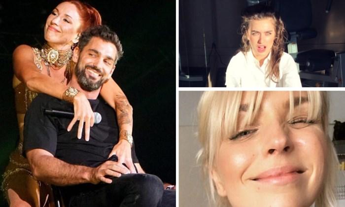 Gluren bij BV's: Natalia en haar vriend hebben iets te vieren, Leyers-zusjes tonen zich van hun gekste kant